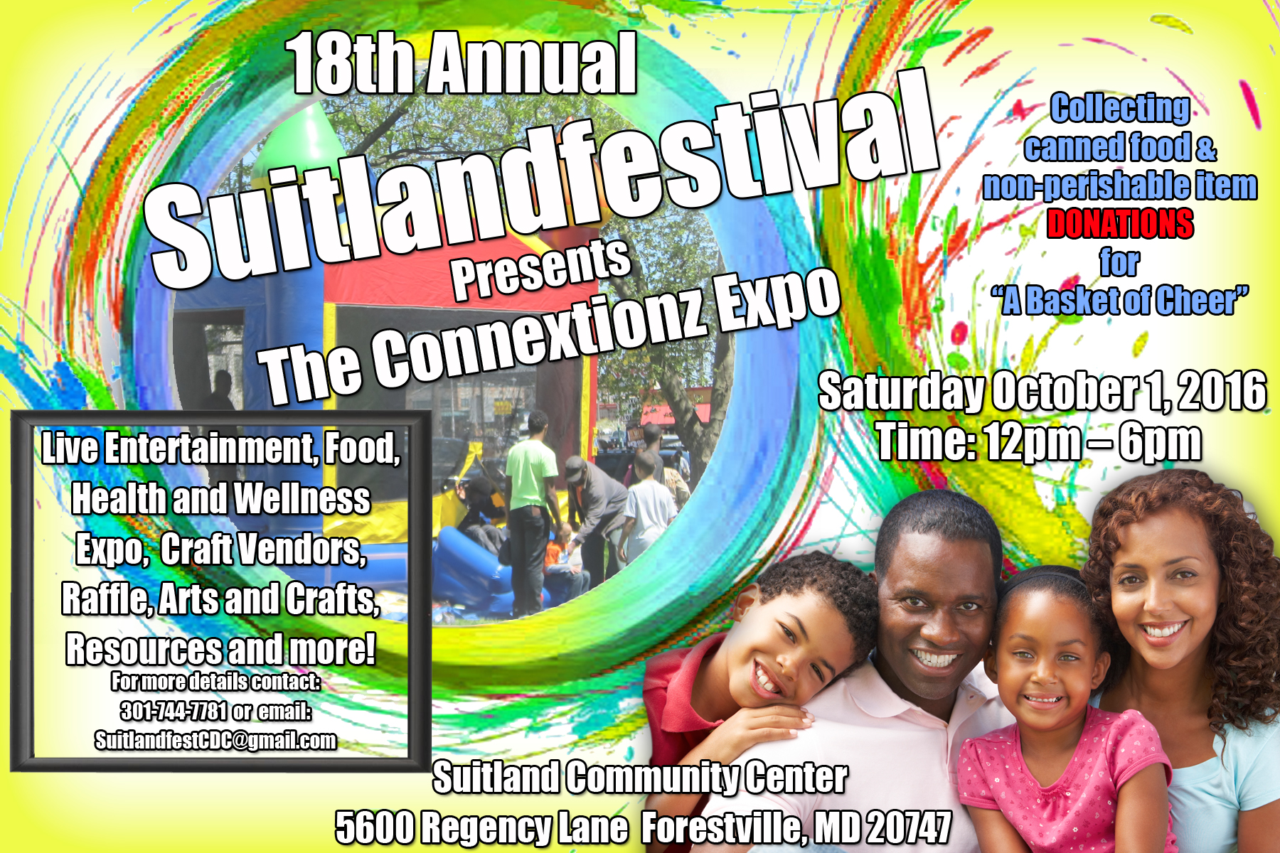 18th Annual Suitlandfest flyer_final