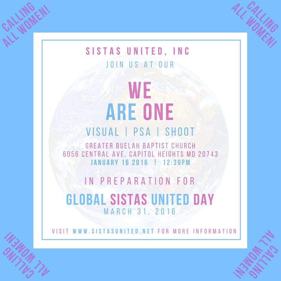 Sistas United Inc