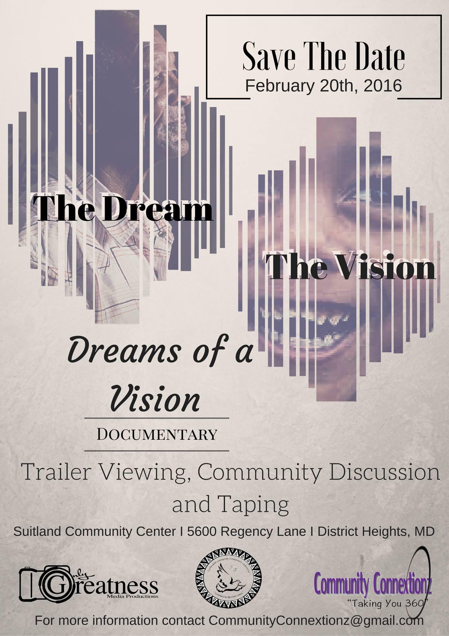Dreams of a Vision