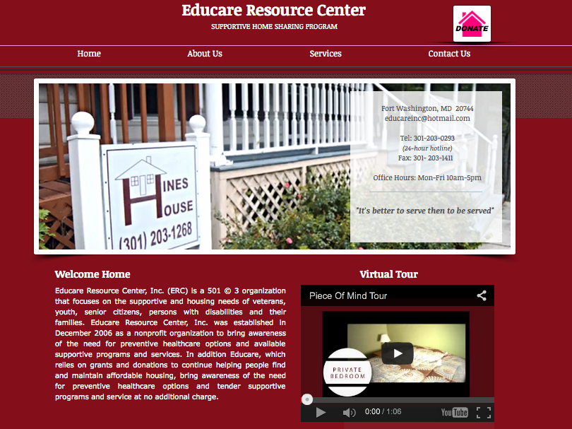 Educare Resource Center, Inc