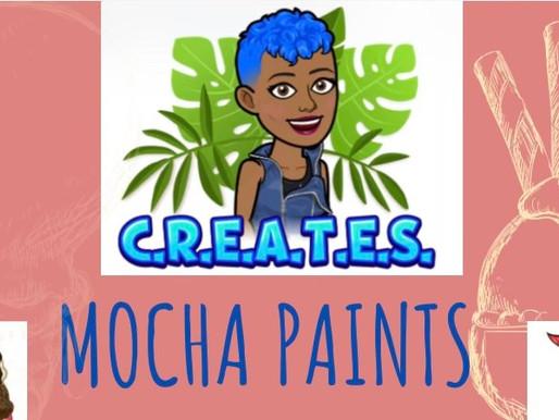 Mocha Paints in July