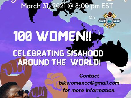 Global Sistas United Day 2021