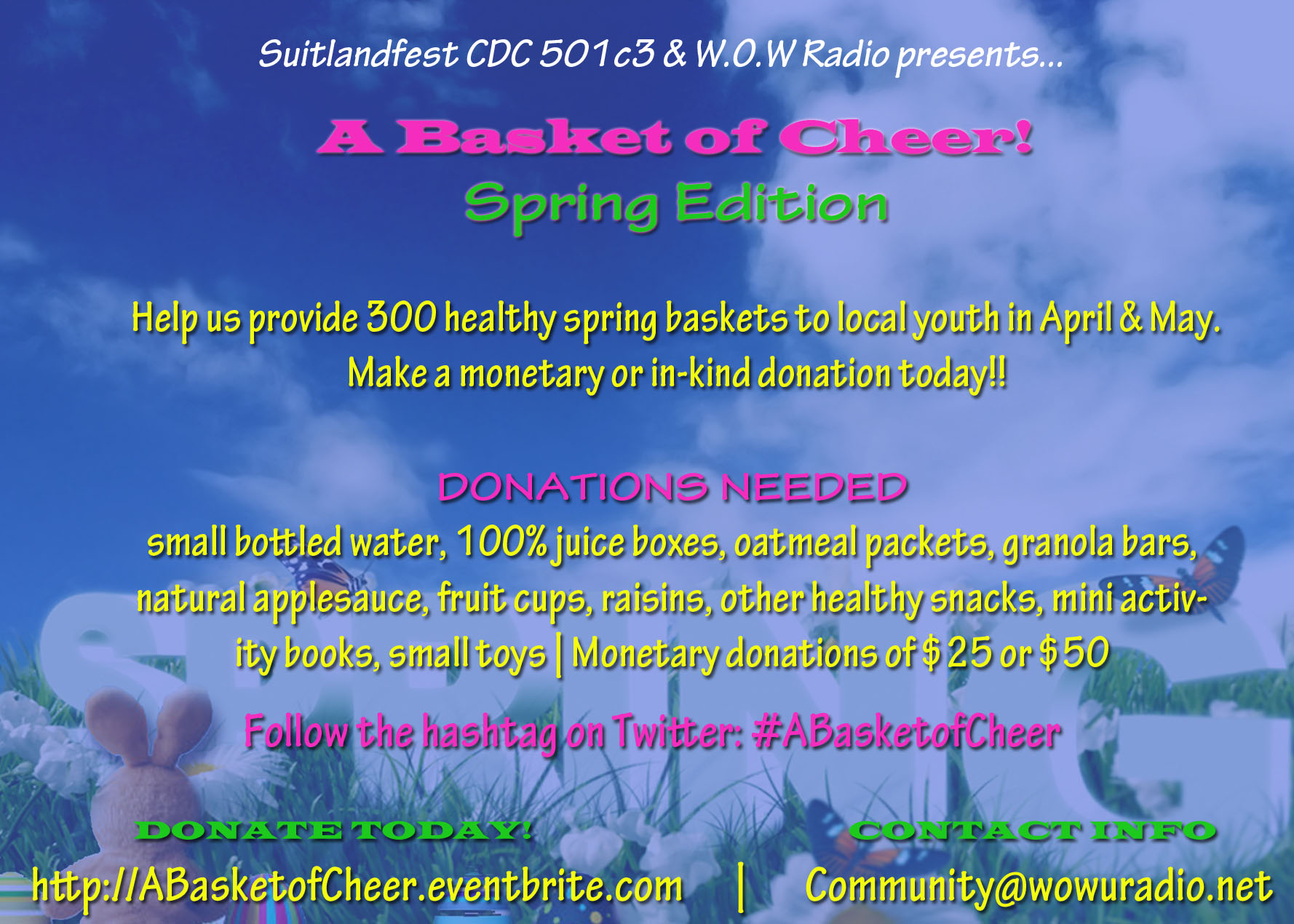 ABOC: Spring Edition