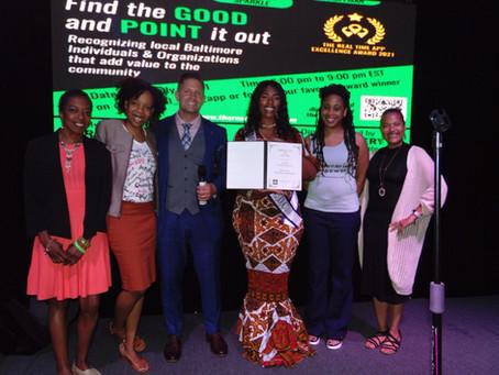 BWCC Gets an Award!