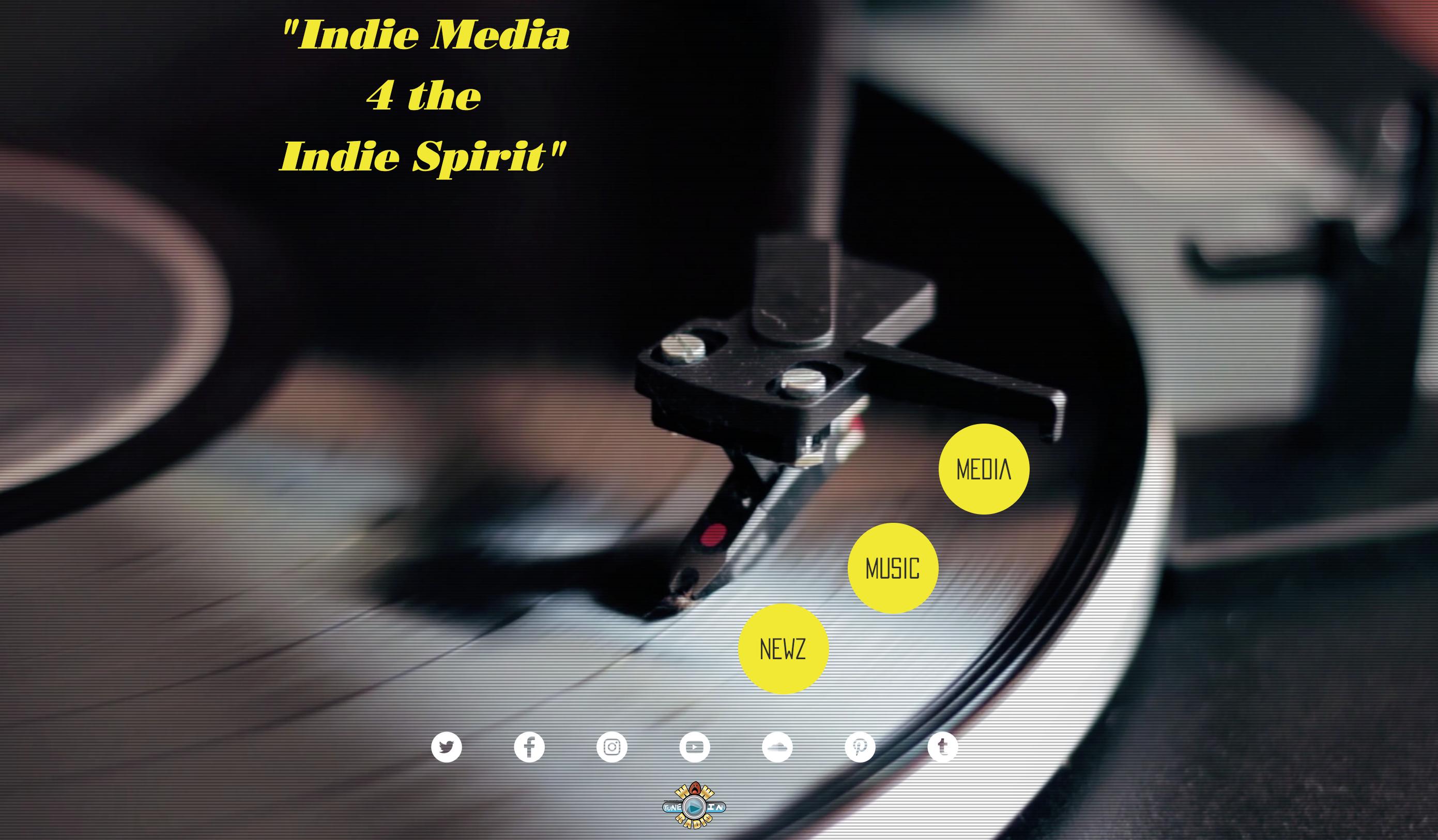 W.O.W Radio entry page