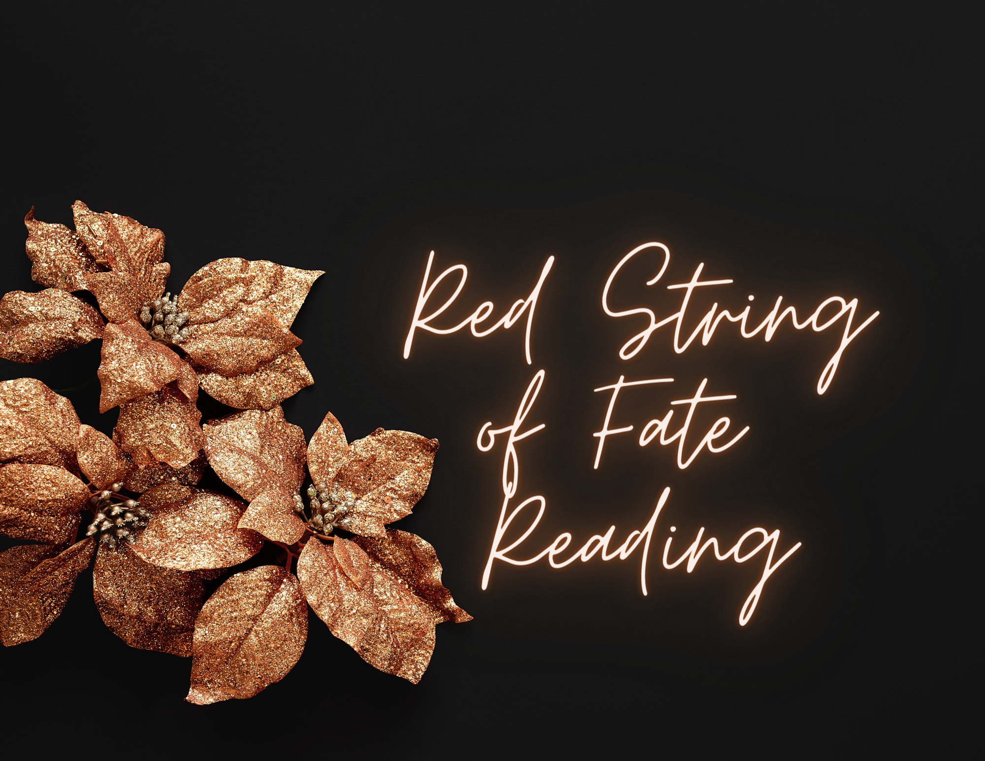Red String of Fate Reading