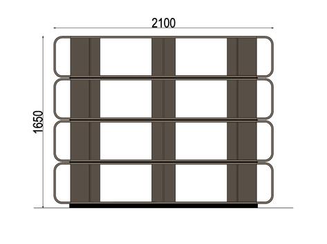 ROUND UP 210 - 4 moduli
