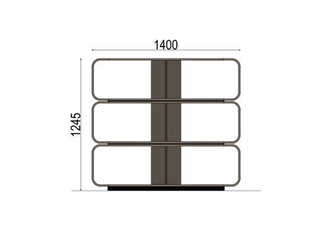 ROUND UP 140 - 3 moduli