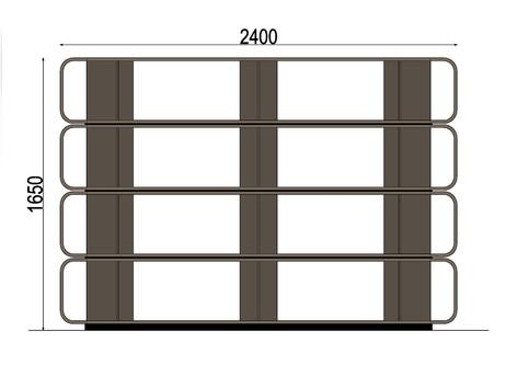 ROUND UP 240 - 4 moduli