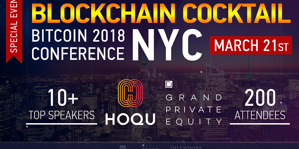 Bitcoin Conference New York 2018
