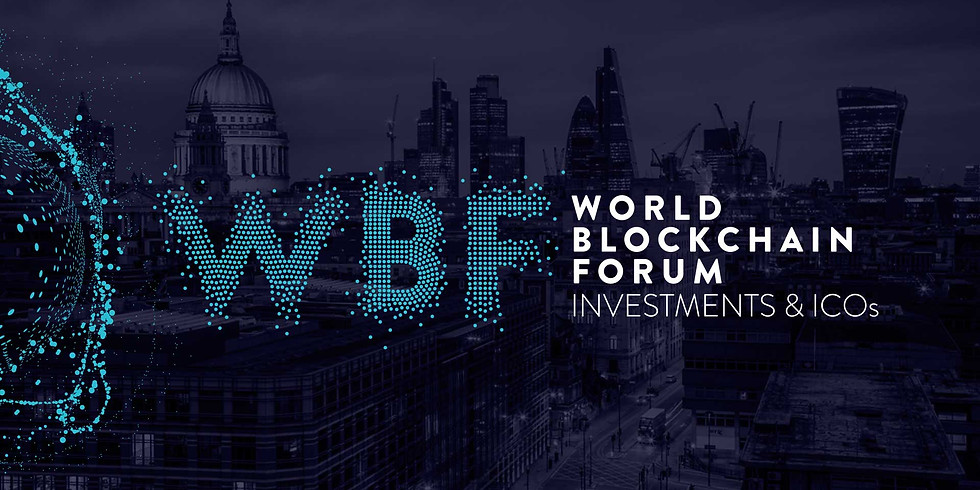 LONDON - WBF, INVESTMENTS & ICOs