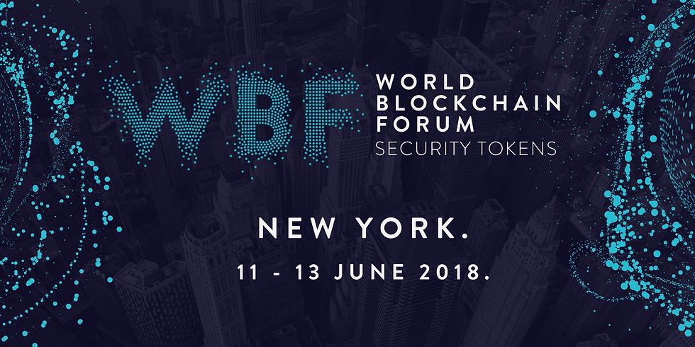 NEW YORK - WORLD BLOCKCHAIN FORUM