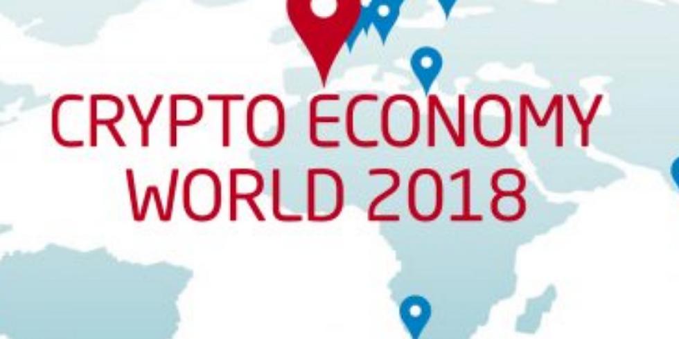 BARCELONA - CRYPTO ECONOMY WORLD