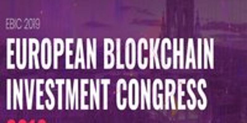 VIENNA - EUROPEAN BLOCKCHAIN INVESTMENT CONGRESS