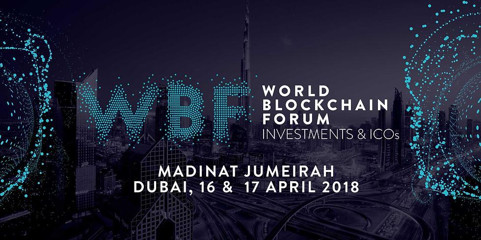 DUBAI WORLD BLOCKCHAIN FORUM