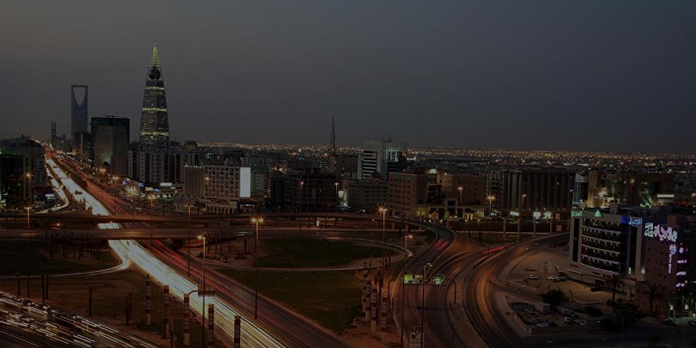SAUDI ARABIA - CRYPTO INVESTMENT  & BLOCKCHAIN TECH 4.0