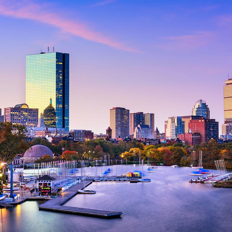 BOSTON - BLOCKCHAIN FOR FINANCE CONFERENCE