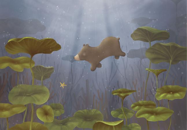 pod wodą | underwater