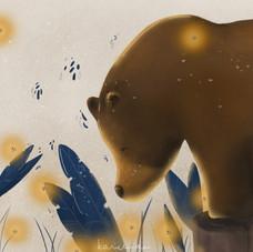 spotkanie ze świetlikami | meeting the fireflies