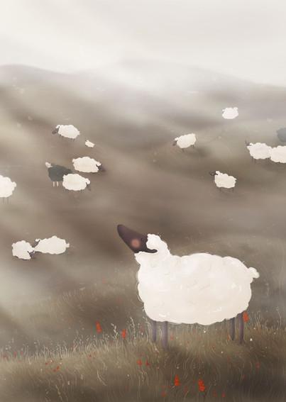 mgła | the fog