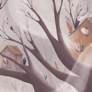 domek na drzewie | tree house