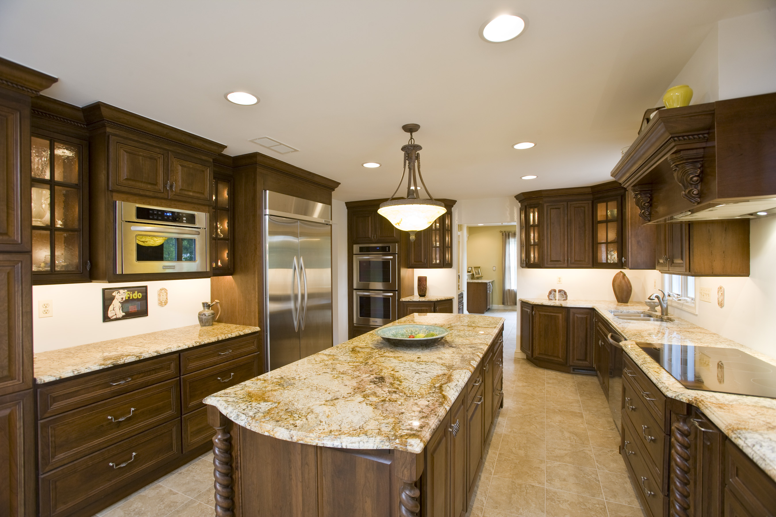 First Class Granite, Marble, Quartz and Stone Kitchen ...