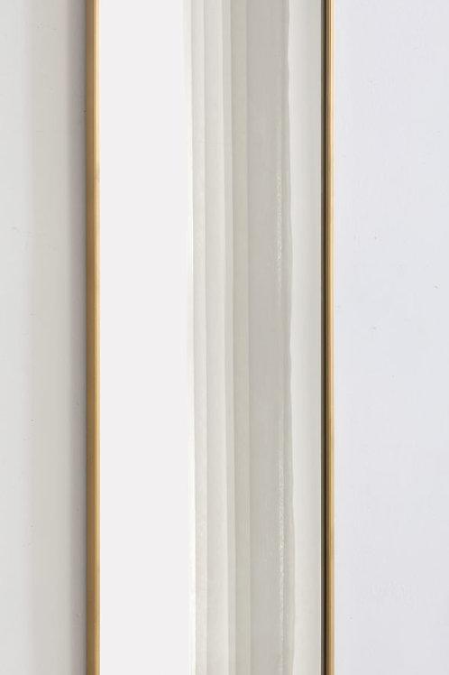 "Elegant Monet 18"" Rectangle Wall Mirror"