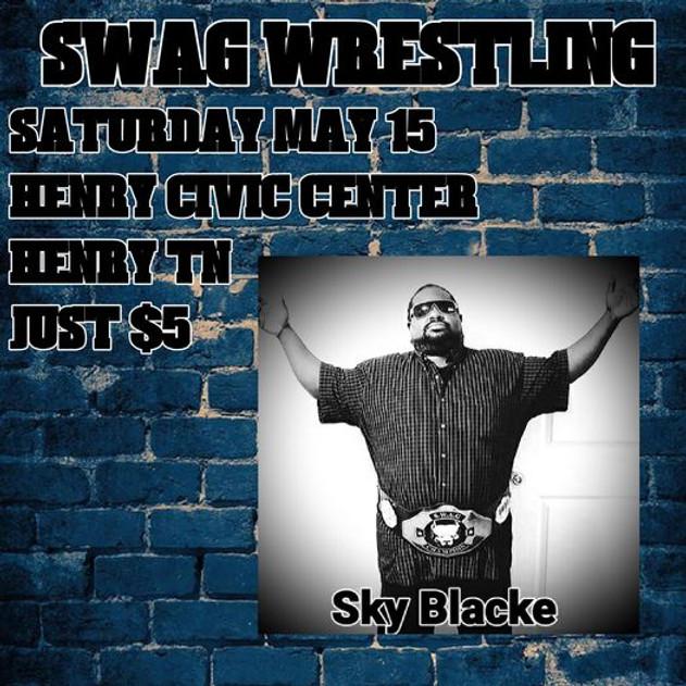 Swag Wrestling
