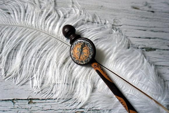 Wizard Clock Wand