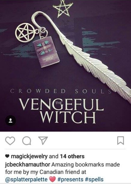 Crowded Souls Bookmark