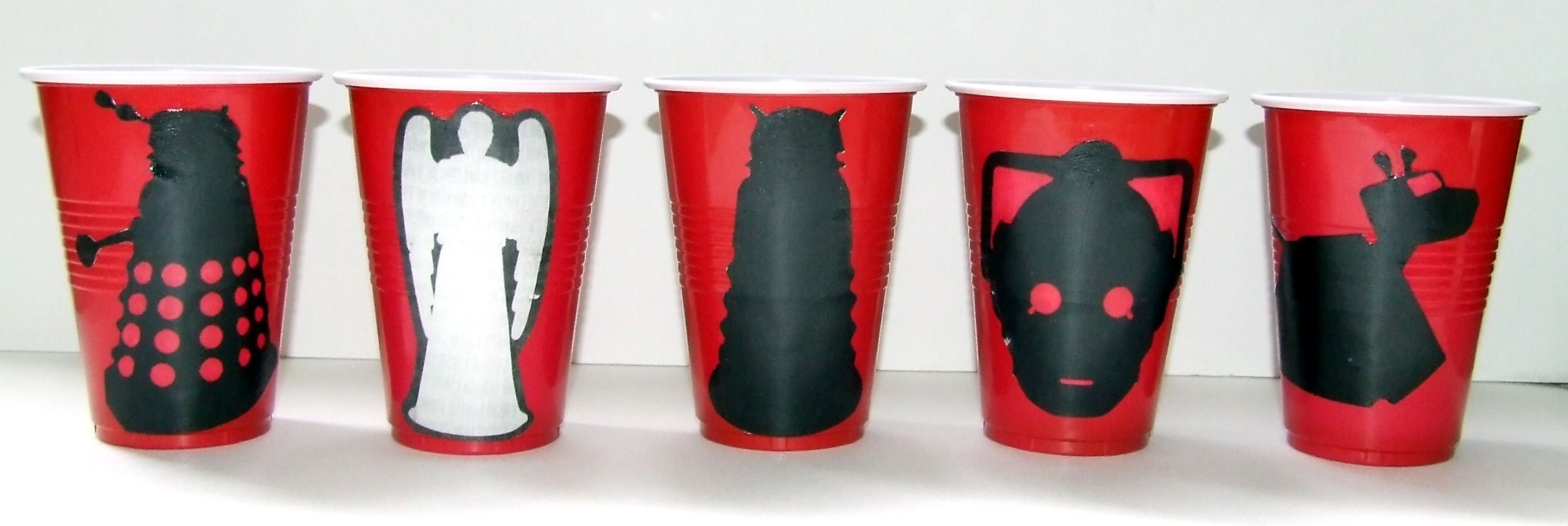 Candy Cup Holders