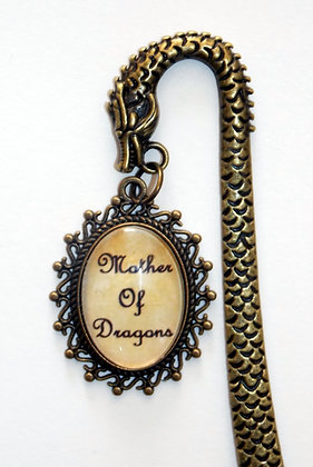 Mother of Dragons Bookmark