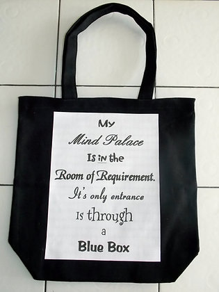 My Mind Palace Large Tote