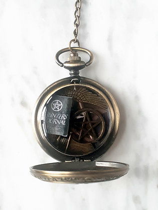 Supernatural Hunters' Locket