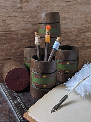 Barrel Pencil Pot