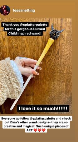 Cursed Child Wand