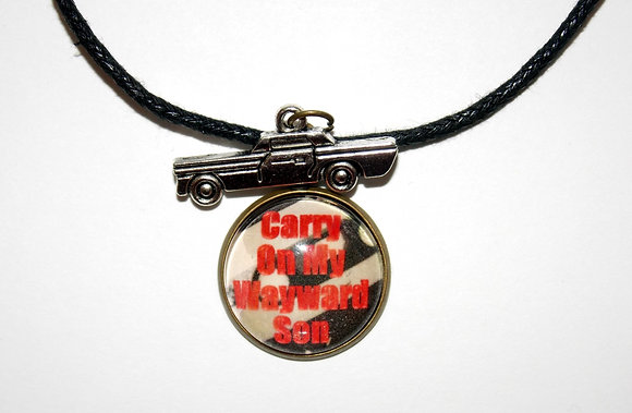 Carry On Charm Necklace
