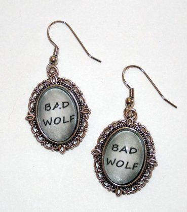 Bad Wolf Earrings