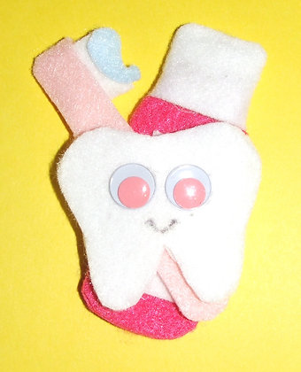 The Tooth Fairy Pouch