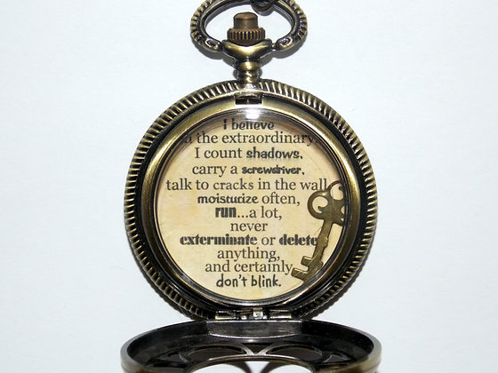 Believe in the Extraordinary Locket.