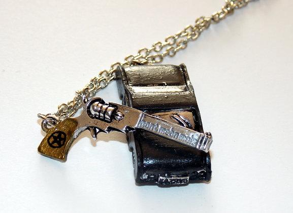 Hunter's Car Necklace