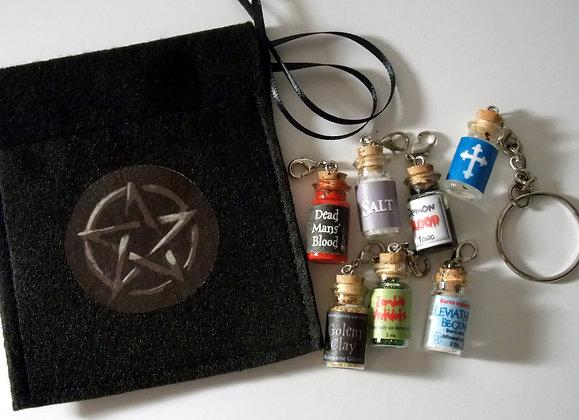 Supernatural Hunters' Kit