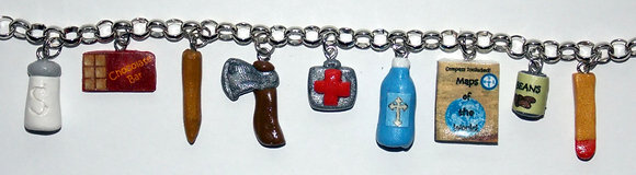 Zombies Plus. Survival Kit Bracelet