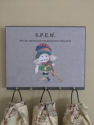 S.P.E.W Face Mask Holder