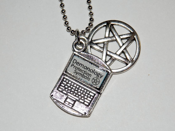 Demonology Necklace