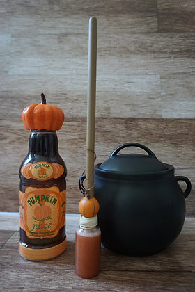 Pumpkin Juice Wand
