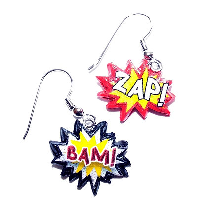 Bam! Earrings