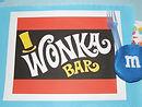 wonka placemat