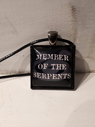 Member of the Serpents Necklace