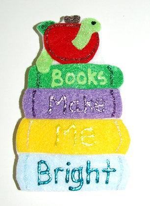Books Make Me Bright